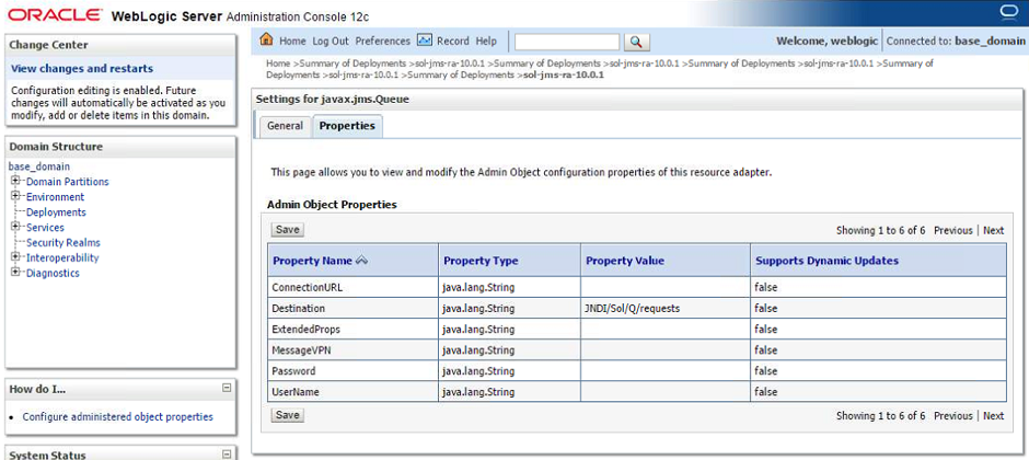 WebLogic Application Server 12c